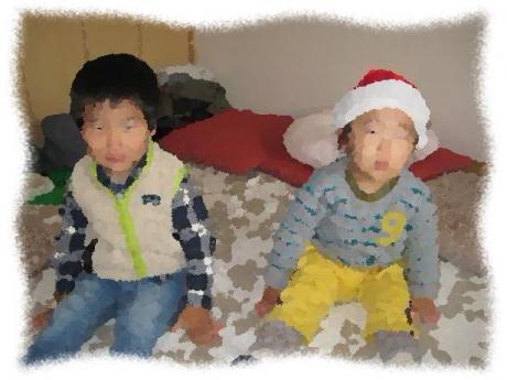 2014年12月25日クリスマス