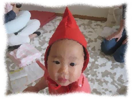 2015年4月29日赤頭巾