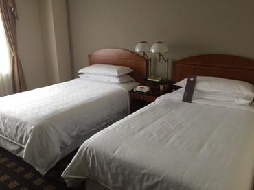 横浜ベイシェラトン ホテル