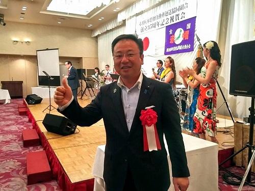 赤帽栃木県軽自動車運送協同組合≪創立35周年記念祝賀大会≫!①