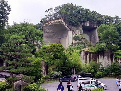 栃木県議会<経済企業委員会>県内調査!大谷資料館へ②