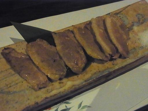 炙りバルバリー鴨