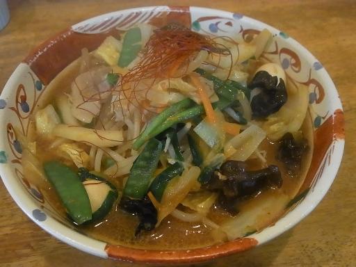 辛味噌タンメン