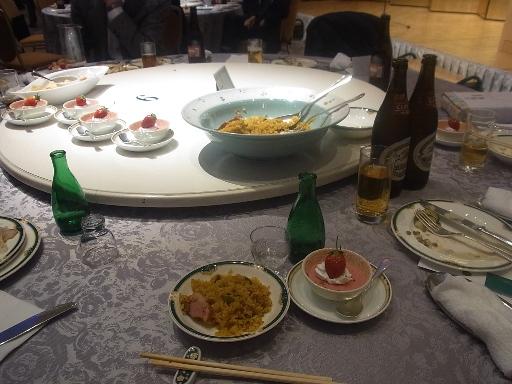 おやじのテーブル