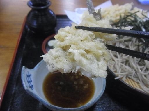 ハゼの天ぷら