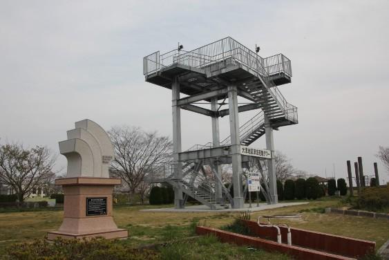 大津地区津波避難タワー