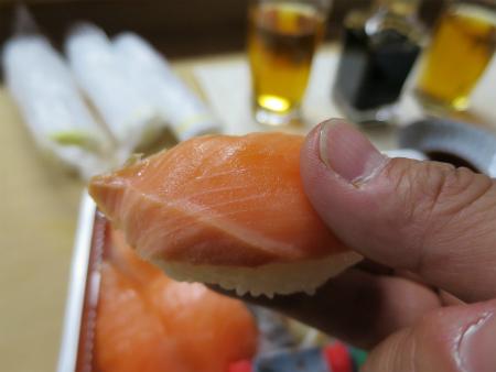 マス寿司旨し