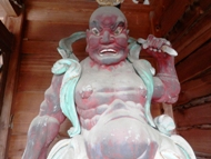 東福寺金剛力士像 (1)