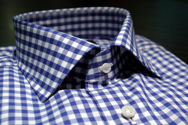 Canclini オーダーシャツ