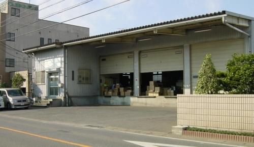 越谷市平方 貸し倉庫