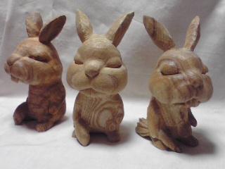 ウサギ-010