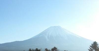 富士山 2015・1・11