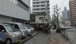 NTT石田ビル角