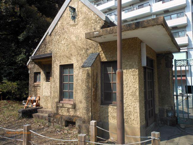 旧新宿門衛所