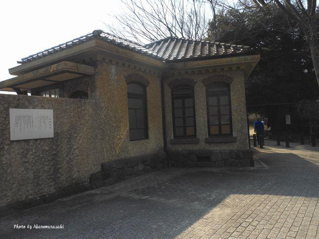 旧大木戸門衛所