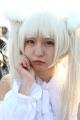 【あんにゅい豆腐さん】魔法少女まどか☆マギカ きゅうべぇ(擬人化)