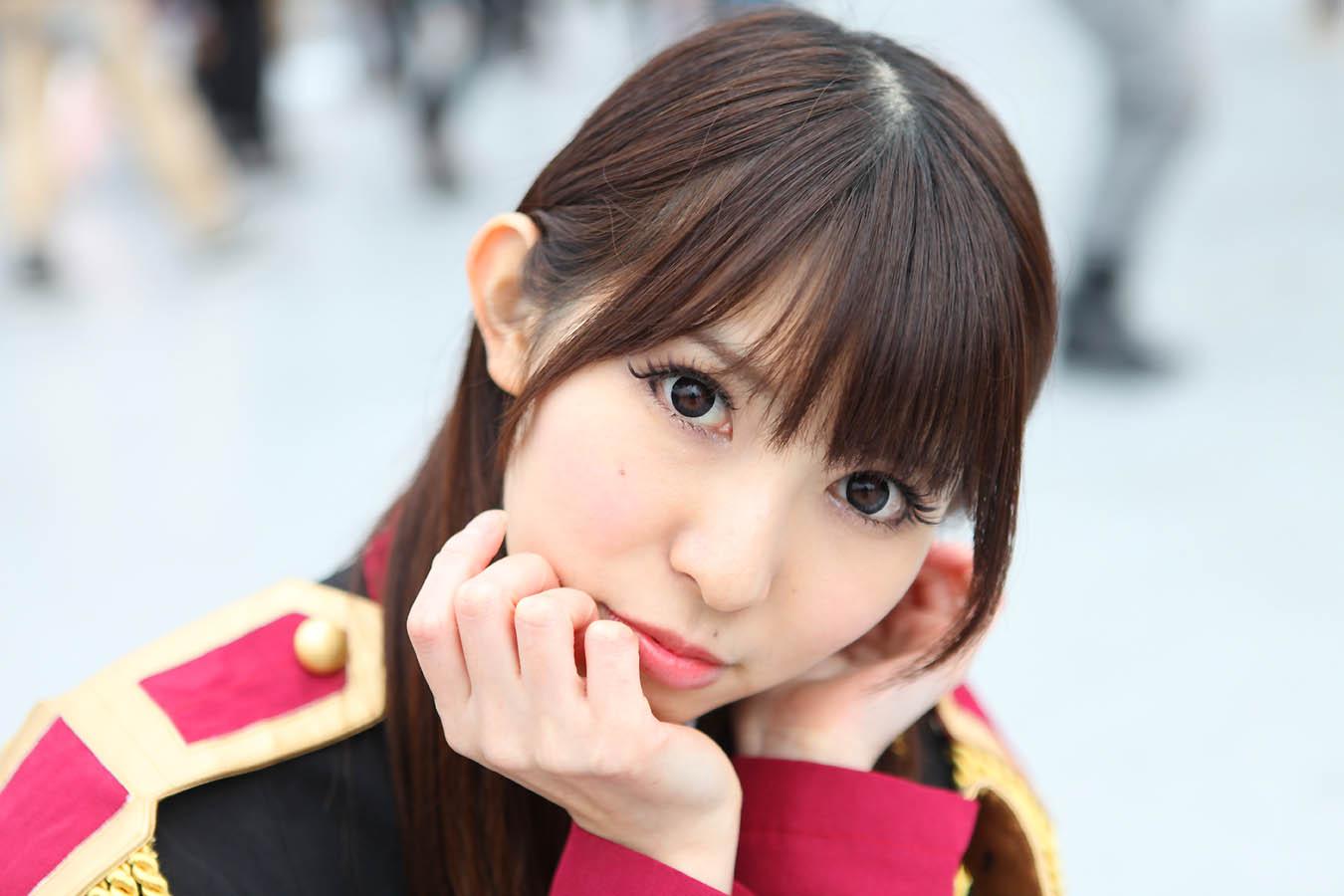 【璃波さん】ワルキューレロマンツェ制服