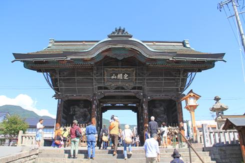 善光寺2014-11