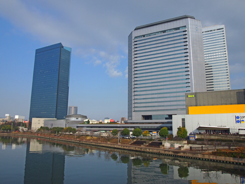 大阪城2014-1