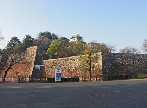 大阪城2014-3