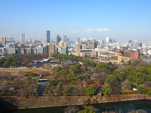 大阪城2014-9
