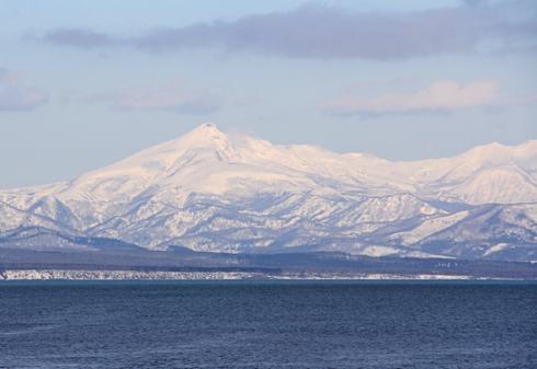 冬の知床連山2014-2