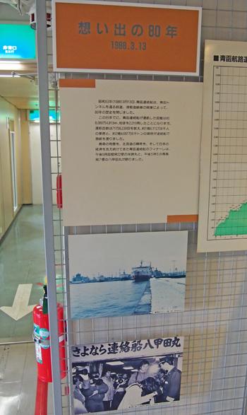 青函連絡船八甲田丸展示-11