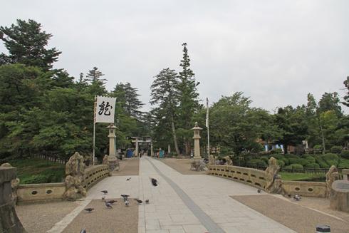 米沢上杉神社-1