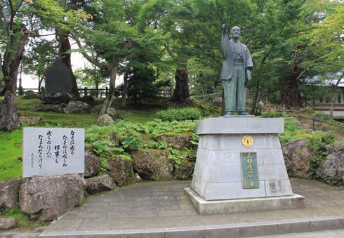 米沢上杉神社-8