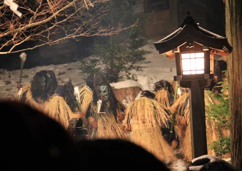 なまはげ柴灯まつり2015-7
