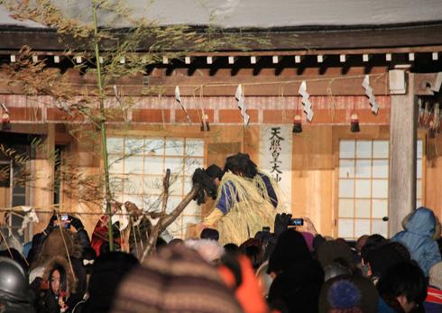 なまはげ柴灯まつり2015-8