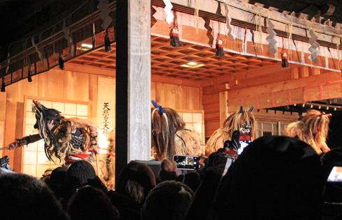 なまはげ柴灯まつり2015-14