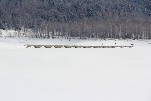 タウシュベツ橋梁-6