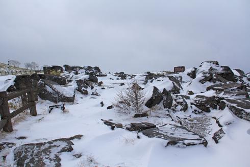 冬の屈斜路湖と美幌峠-4