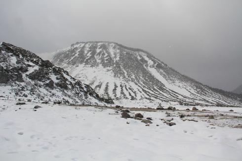 硫黄山と自然硫黄-2