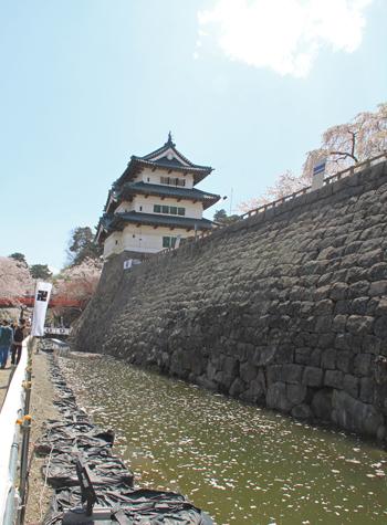 弘前城桜祭り2015昼-10