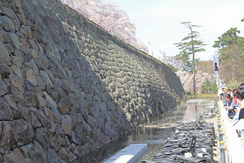 弘前城桜祭り2015昼-11
