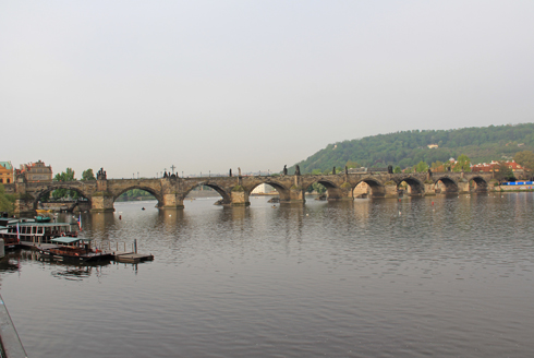 カレル橋2015-1