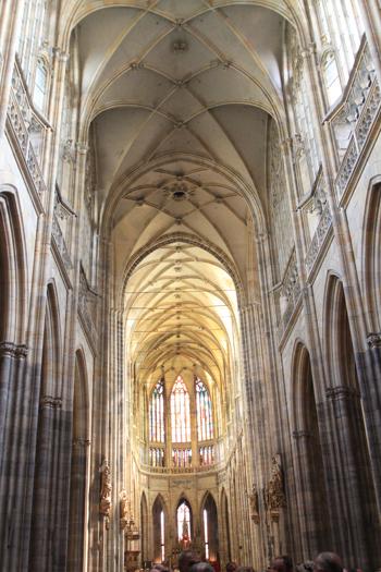 聖ヴィート大聖堂2015-10