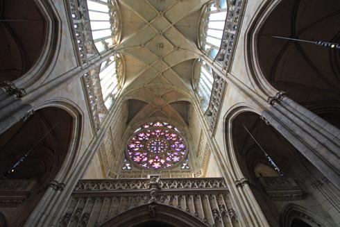 聖ヴィート大聖堂2015-12