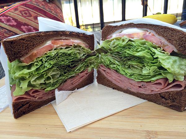THE KING George sandwich bar_daikanyama01