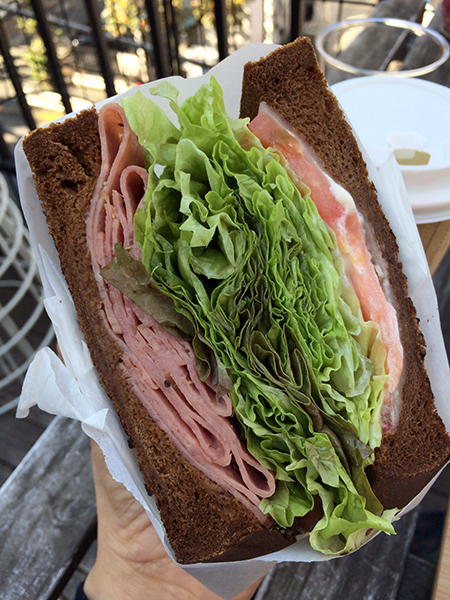 THE KING George sandwich bar_daikanyama03