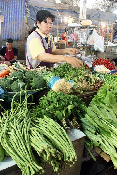 タイ南部_市場05