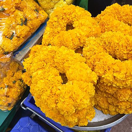 バンコク花市場06