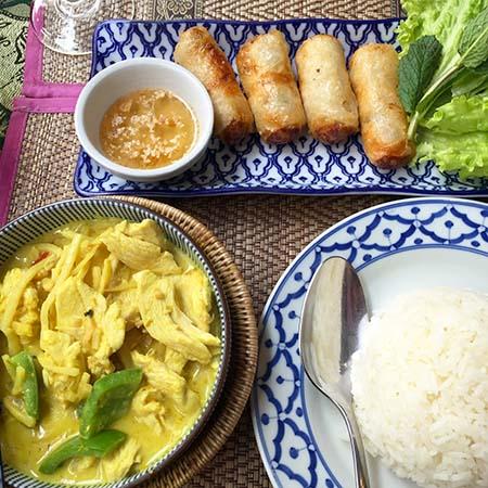 Thai Kok_Paris_タイ料理01