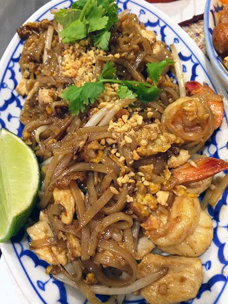 Krua Thai_Paris_タイ料理04