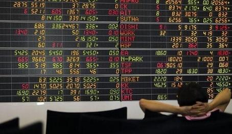 タイ株SET指数2015年
