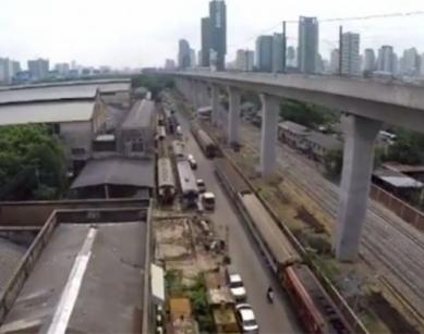 マッカサン駅開発画像