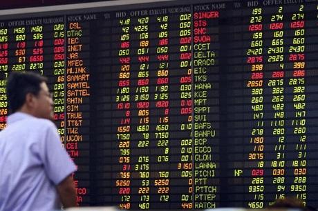 タイ証券取引所画像