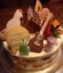 天羽家のケーキ